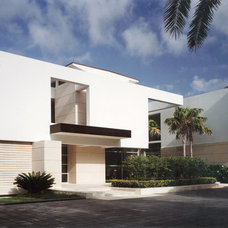 Modern Exterior by Mojo Stumer Associates, pc.