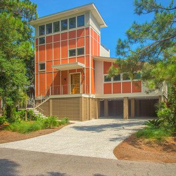 Folly Beach Tower House
