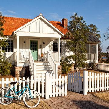 Ford Caretaker's Cottage Renovation