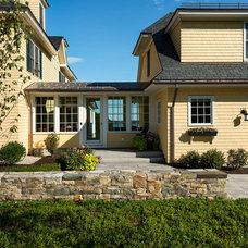 Traditional Exterior by Wright-Ryan Homes