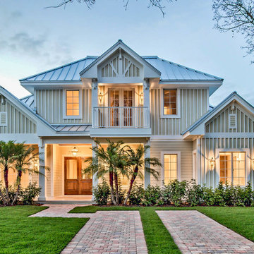 Foresite Homes Spec house Old Naples