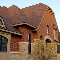 Traditional Exterior by GGC Construction