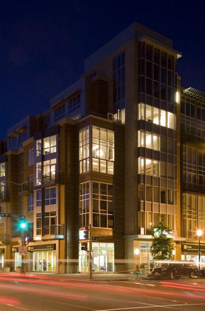 Contemporary Exterior by FORMA Design