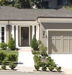 traditional exterior by Canyon Construction