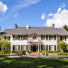 Traditional Exterior by Dennis Mayer, Photographer