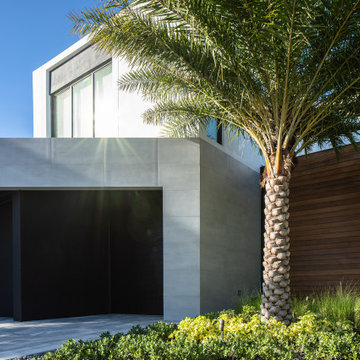 Fort Lauderdale Contemporary Waterfront Solar Plaza Residence