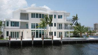 Fort Lauderdale - Coral Ridge Modern Point Lot
