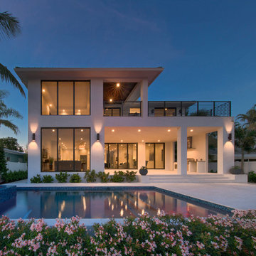 Fort Lauderdale Interior Design, Rio Vista Isles, Transitional Home