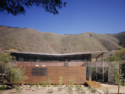 Modern Exterior by Fougeron Architecture FAIA