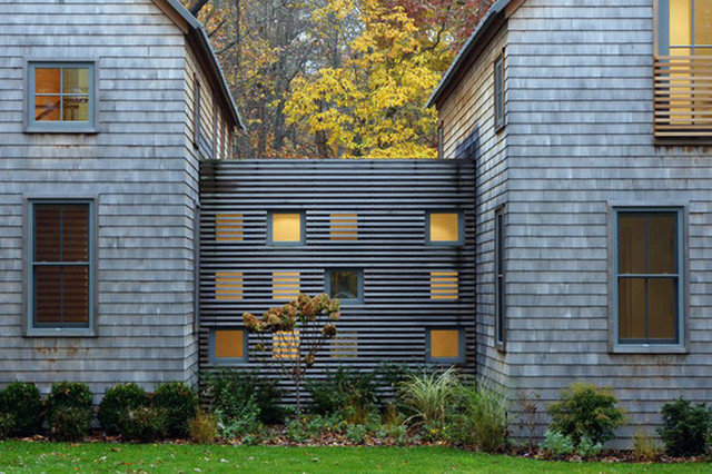 Contemporary Exterior by Workshop/apd