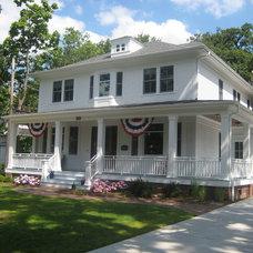 Traditional Exterior by McCloud & Associates, LLC