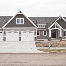 Craftsman Exterior by Fox Brothers Company