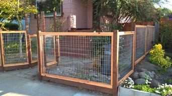 Framed Animal Fencing