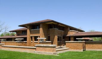 Frank Lloyd Wright's - The Darwin Martin Complex