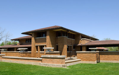 Roots of Style: Prairie Architecture Ushers In Modern Design