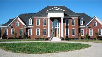Franklin Brick Home
