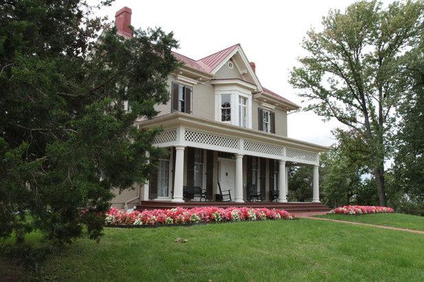 Exterior Frederick Douglass House