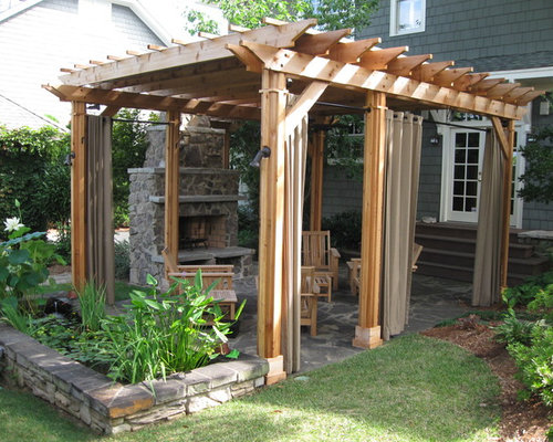 SaveEmail. Outdoor Living Improvements. Free standing ... - Free Standing Pergola Ideas, Pictures, Remodel And Decor