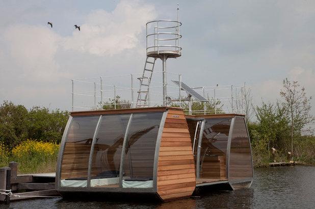 Modern Exterior by Marijn Beije Design
