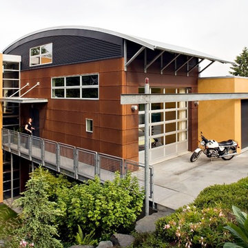 Fremont Live/Work: with PLACE Architects