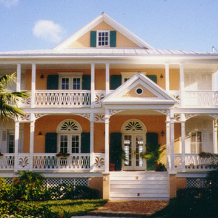 French Caribbean Cottage