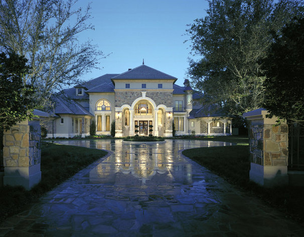 Traditional Exterior by John Henry Architect