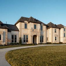 Traditional Exterior by Atrium Fine Homes