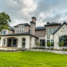 Traditional Exterior by J. Bryant Boyd, Design-Build