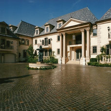 Traditional Exterior by Peregrine inc