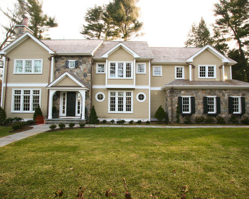 Colonial 2 Story Home Design Ideas Pictures Remodel And Decor