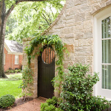traditional exterior by Creative Touch Interiors