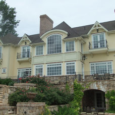Traditional Exterior by D2A Architecture and Design, LLC