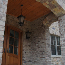 Traditional Exterior by KPD Interiors