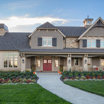 French Country Farmhouse
