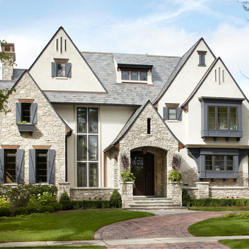 French Country | Hinsdale, IL