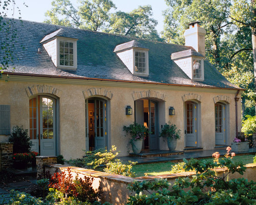 French Country Stucco Houzz