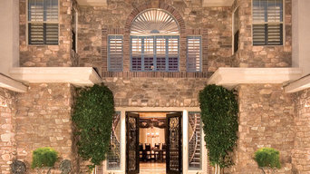 French Country Home Exterior - Coronado Stone Veneer