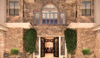 French Country Home Exterior - Coronado Stone Veneer
