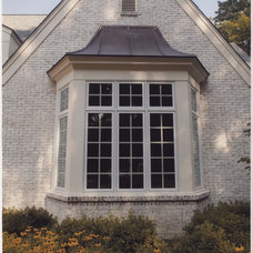 Traditional Exterior by DSD Residential Architecture