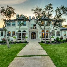 Traditional Exterior by Adam Wilson Custom Homes