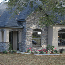 Traditional Exterior by LeVon Designs Houses, LLC