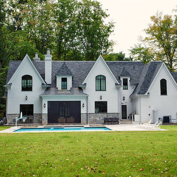 French Country Style VI Exterior