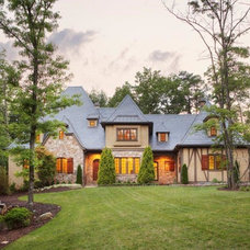 Traditional Exterior by Thompson Properties, Inc.