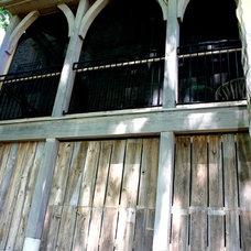 Eclectic Exterior by Wingelaar Fine Homes (chris.business@rogers.com)