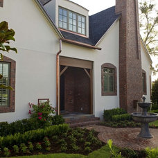 Traditional Exterior by Phil Kean Design Group