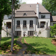 Traditional Exterior by Hennecy Architecture, Inc.