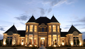 French Estate Elevation - Southlake