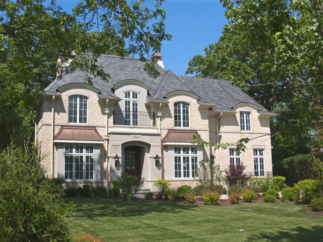 Traditional Exterior by FWC Architects, Inc.