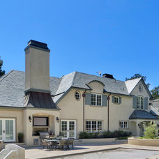 Traditional Exterior by BayWorks Construction, Inc.
