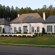 Traditional Exterior by Authentic Historical Designs, LLC